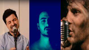 Chino Mansutti, Utopa y Mastodonte presentaron sus videos