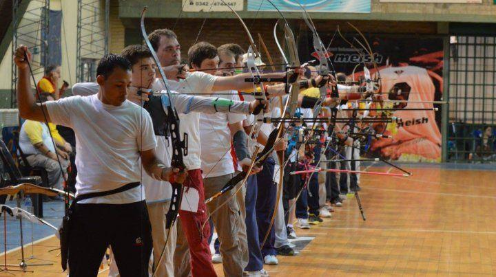 Santo Tomé tendrá representantes en la Final Nacional de tiro con arco