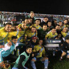 Temperley goleó a Deportivo Maipú y avanzó a los octavos de la Copa Argentina