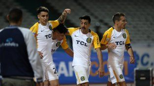 Central le ganó a Talleres en Córdoba y es puntero de la Superliga