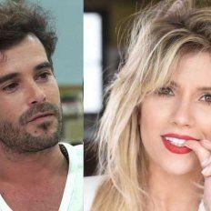 Los chats secretos entre Nicolás Cabré, recién separado, y Laurita