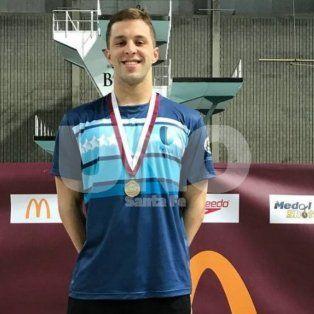 joaquin serra hizo historia al igualar otro record nacional