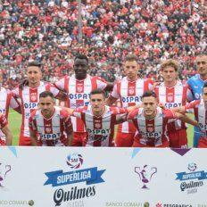 El uno por uno de Unión en el importante empate ante San Martín (T)