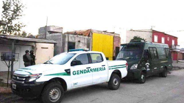 El 4 de abril. Se desplegaron un total de 21 allanamientos entre Santa Fe y la ciudad de Rosario.