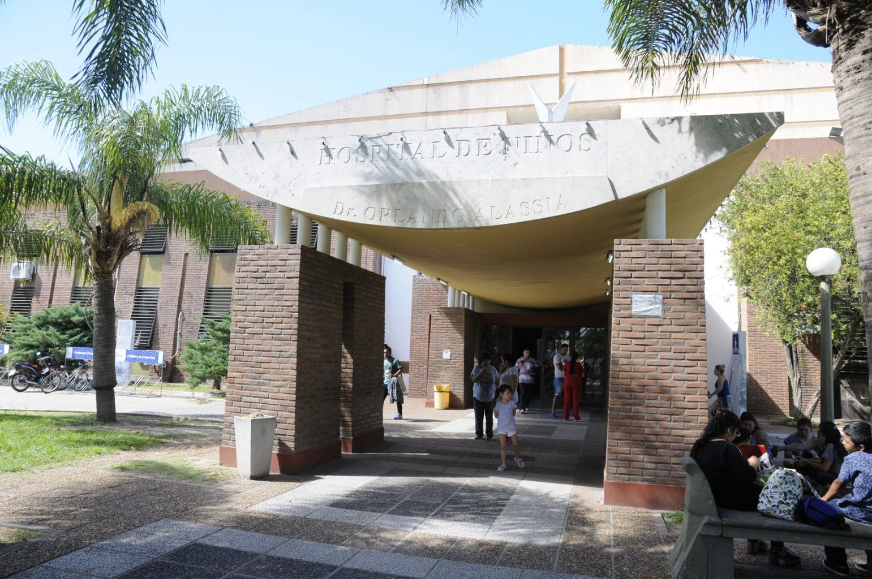 La menor de Monte Vera fue trasladada al Hospital de Niños
