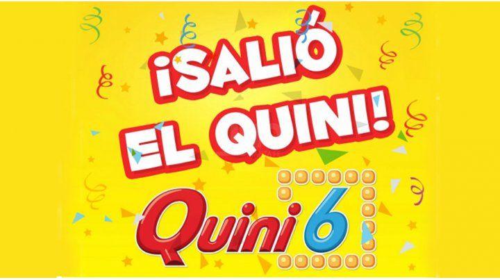 ganador quini 6