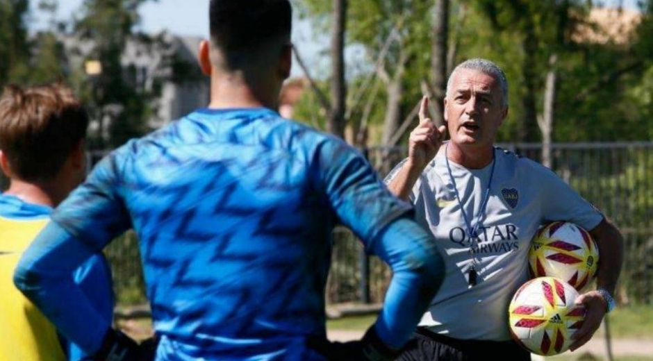 Alfaro pone primera en Boca
