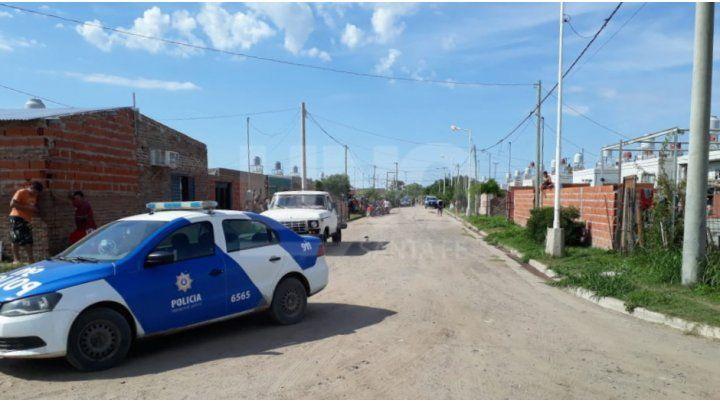 Asesinaron de 11 balazos a un hombre en barrio Cabal