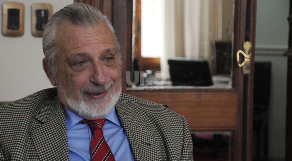 {altText(Ricardo Silberstein – Ministro de Justicia de la provincia,Silberstein: