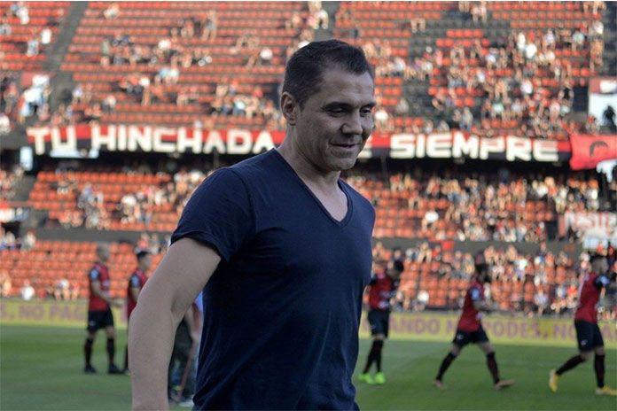 Esteban Fuertes recordó su paso por el fútbol de Chile, en la Universidad Católica.