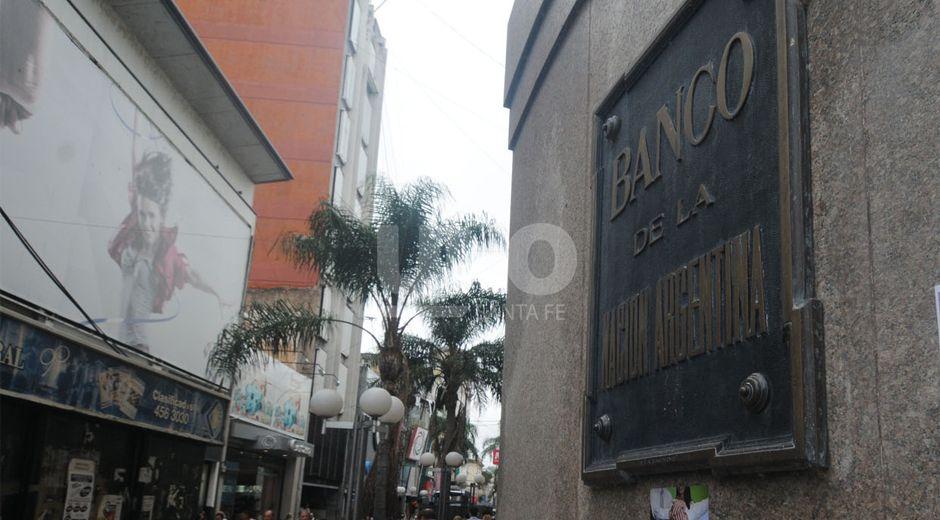 BANCO NACION Santa FE