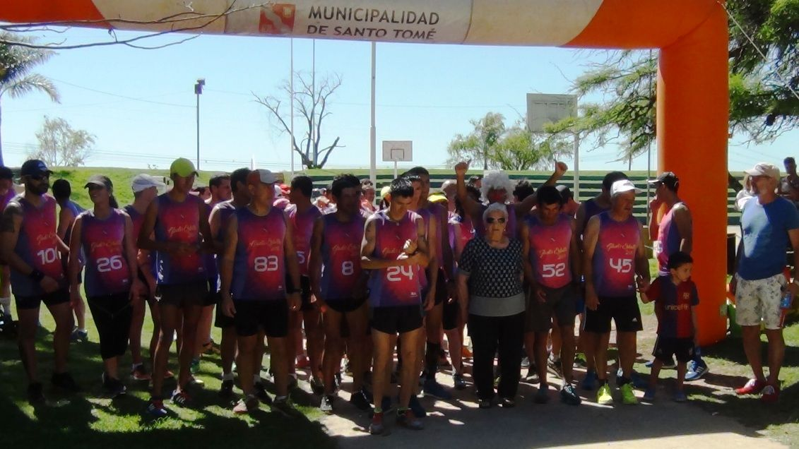 Maratón Gladys Erbetta