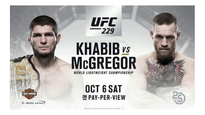 Conor McGregor regresa a la UFC: confirmaron a su rival y la fecha del combate