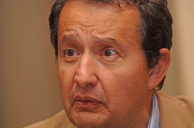 Carlos del Frade diputado provincial