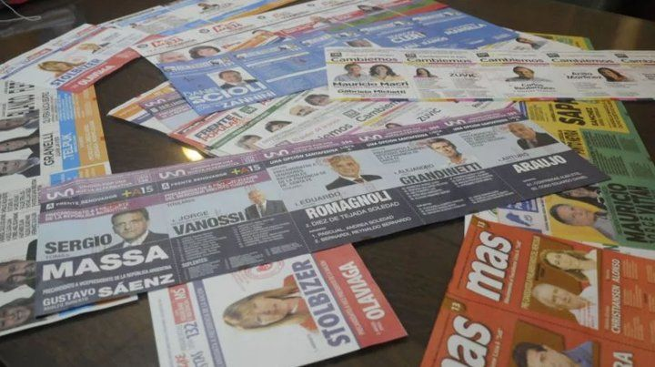 Un frente y un partido juntan el 60% de las listas de diputados en Santa Fe
