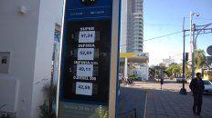 combustibles: julio llego con un nuevo aumento en los surtidores