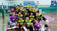 arranco la copa santa fe voley 2019