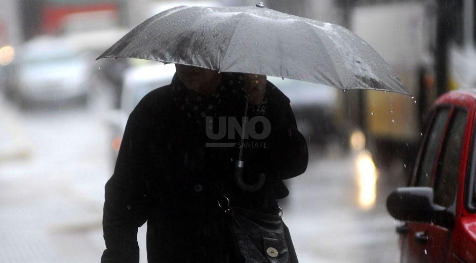 Santa Fe, azotada por fuertes precipitaciones: ¿cuánta agua cayó?