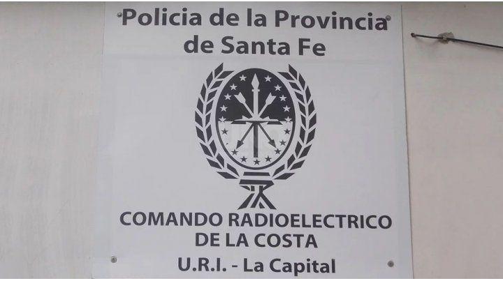 comando radiolectrico de la costa
