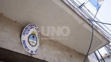 El trámite se realizó en la sede de la Secretaría Electoral Nacional. Foto: Archivo UNO Santa Fe.
