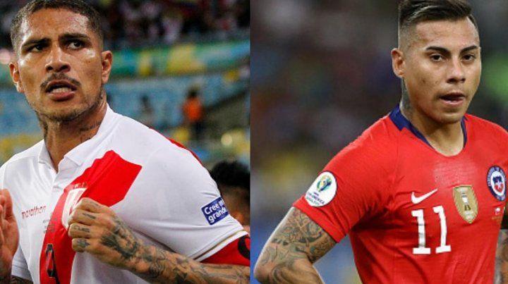 Chile busca ante Perú acceder a su tercera final seguida