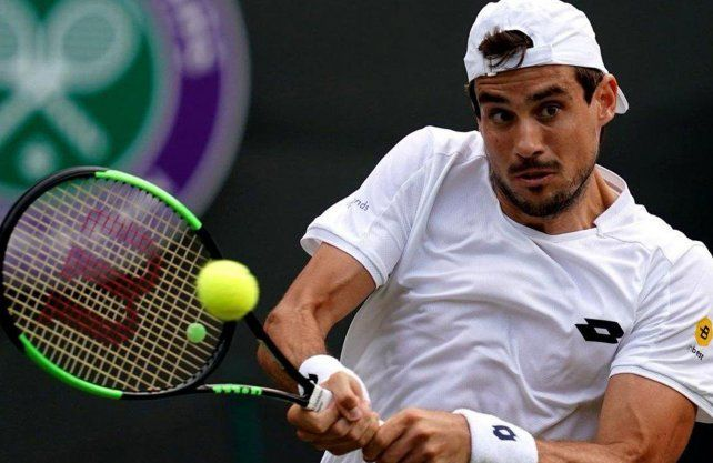 Mayer y Pella vuelven a competir en Wimbledon