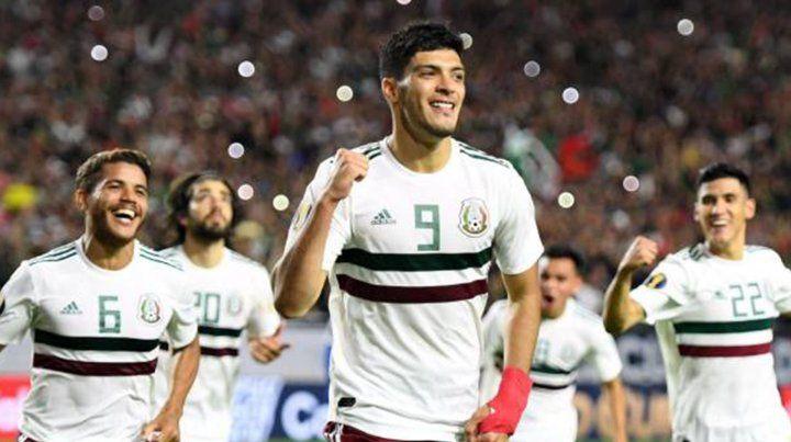 Martino metió a México en la final de la Copa de Oro