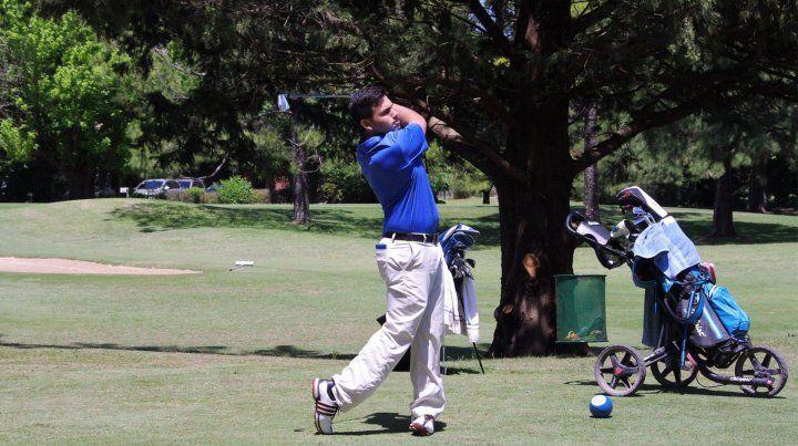 Las capitanías protagonizaron la actividad golfística