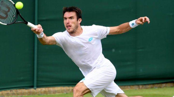 Mayer quedó afuera de Wimbledon