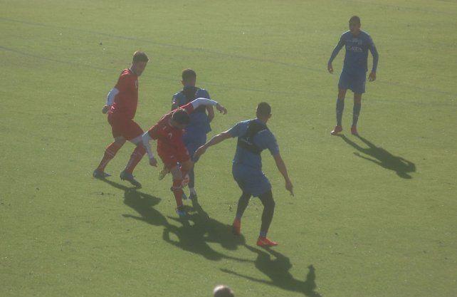 Unión le ganó a Godoy Cruz en el estadio 15 de Abril
