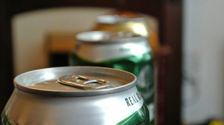 Consumo. Las latas