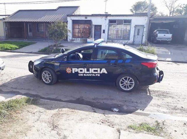 Asesinaron a un hombre de dos balazos en barrio Cabal