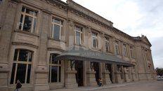 Estación Belgrano. Será el lugar de reuniones entre funcionarios y el encuentro entre presidentes.