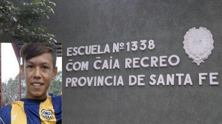 Conmoción en Recreo: Es macabro, dijo el docente que encontró el cuerpo de Diego