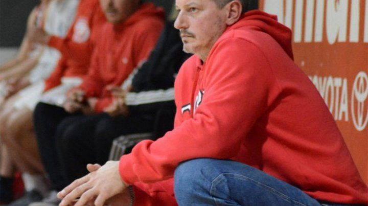 Roberto Giunta es el nuevo entrenador de Unión B