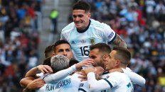 argentina supero a chile en un duelo de alto voltaje y alcanzo el 3º puesto