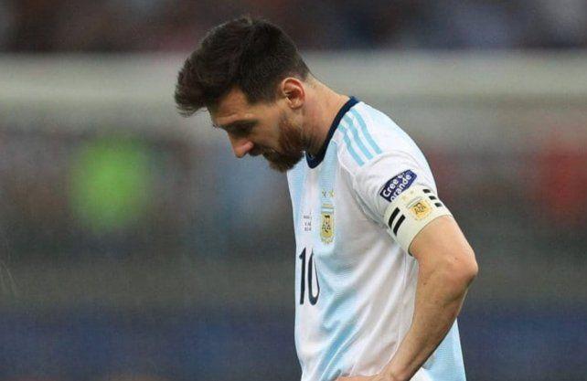 El duro comunicado de Conmebol para responderle a Leo Messi