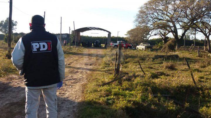 Se llevan adelante en la zona rural de Recreo.