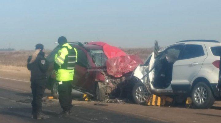 Imagenes del accidente