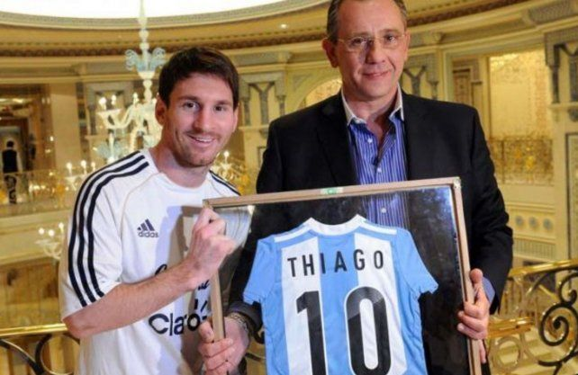 Lerche cargó contra el VAR, Chiqui Tapia y defendió a Leo Messi