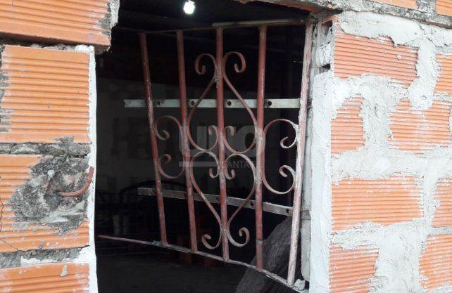 El club Defensores de Peñaloza.