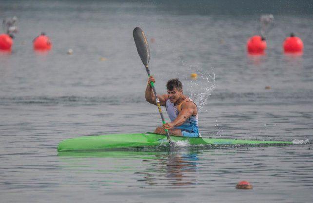 El olímpico Rubén Rézola se enfoca en Lima
