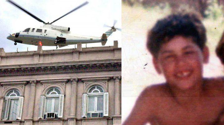 La muerte de De La Rúa y el recuerdo más doloroso de la represión en Santa Fe