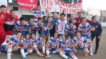 Unión resultó campeón del Apertura Femenino