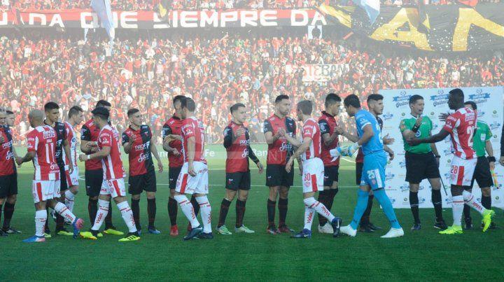 Superliga: el Clásico Santafesino ya tiene fecha y lugar