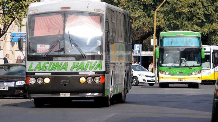 Garibay dijo que la crisis del transporte la va a tener que resolver la próxima gestión