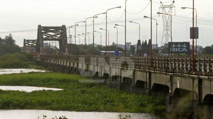 Carretero. El puente