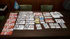 La oferta electoral en Santa Fe se traduce en 26 listas de diputados nacionales.