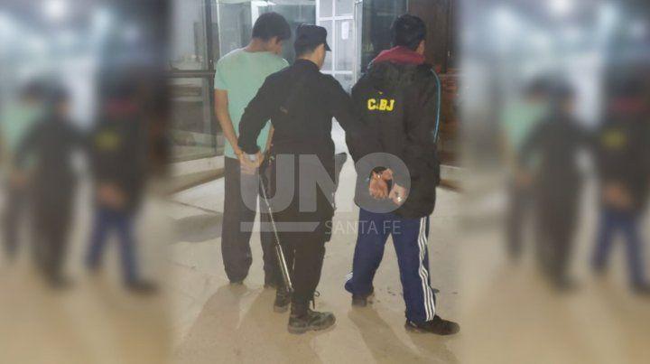 Cayeron presos dos violentos tiratiros santafesinos