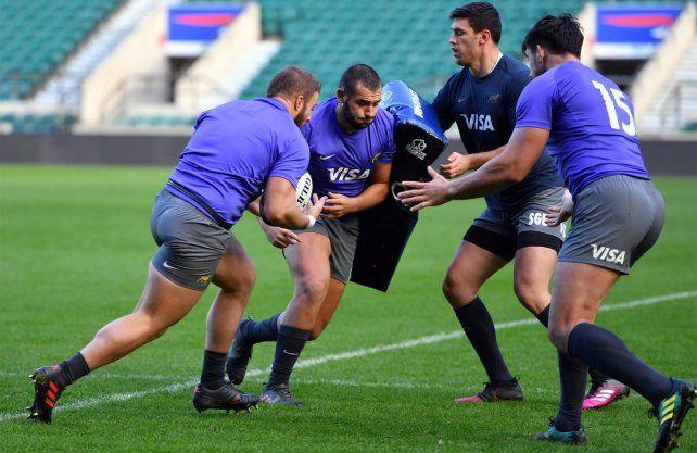 Los Pumas elegidos para jugar con Nueva Zelanda